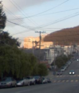 UCSF Sunset