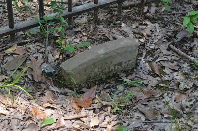 Amelia Headstone